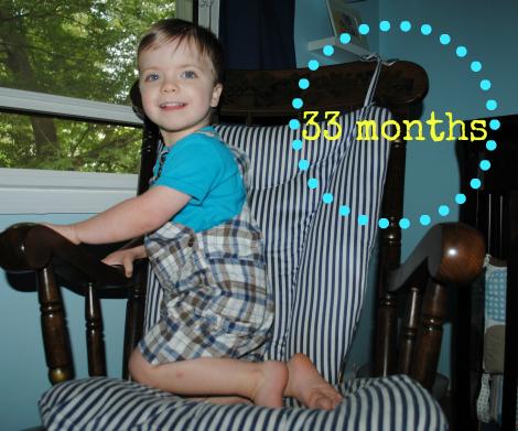 33 months