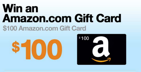 Win $100 to spend on Amazon! #giveaway