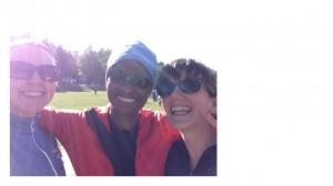 Race reviews: Resolution Run and Karen Kicks Cancer #avlrun