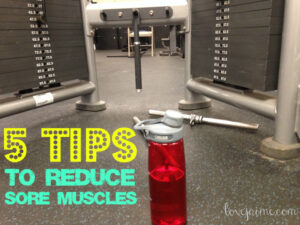 The soreness continues…and 5 tips to deal with sore muscles #fitness #fitfluential #sweatpink