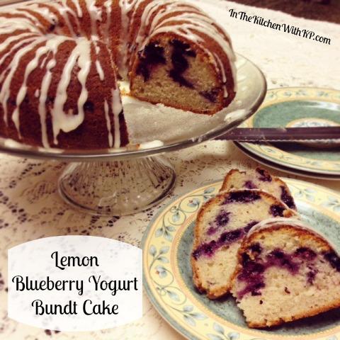 Lemon-Blueberry-Yogurt-Bundt-Cake