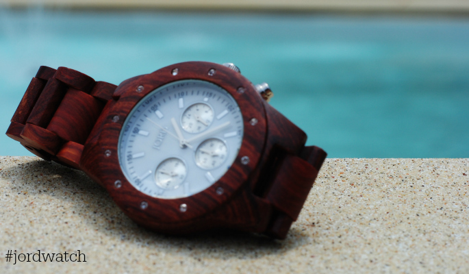 Accessorize with JORD wood watches #review #jordwatch