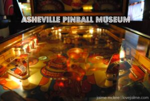 New and improved Asheville Pinball Museum #ashevillepinball #giveaway #avl