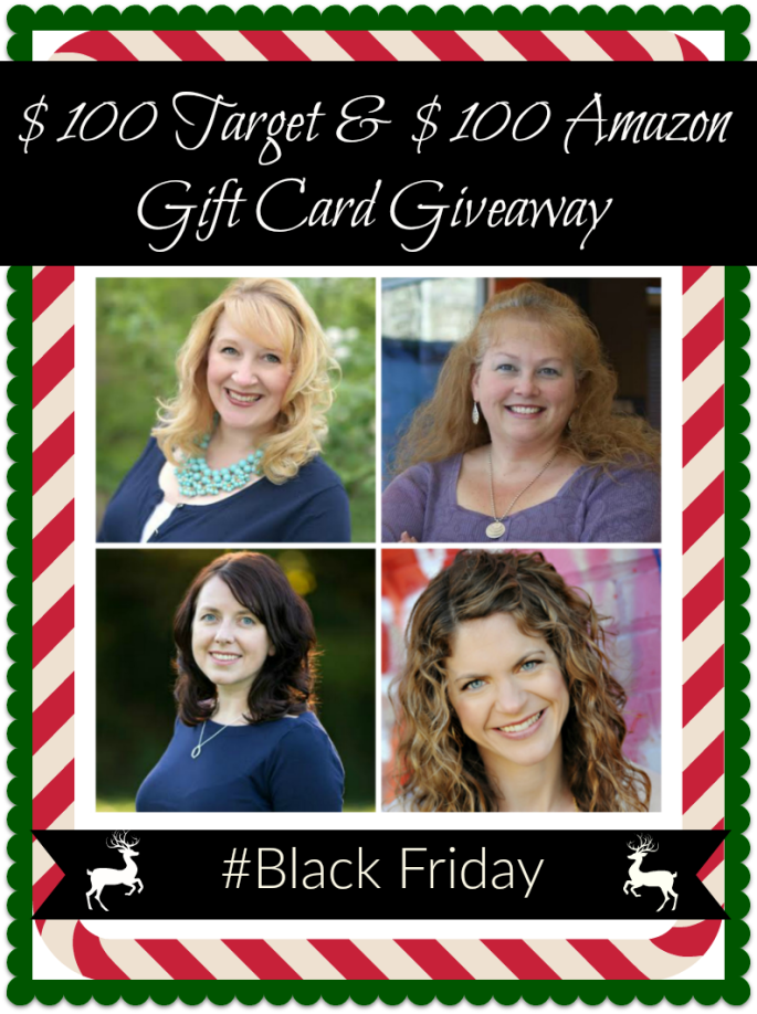 Super spectacular Black Friday/Cyber Monday giveaway!