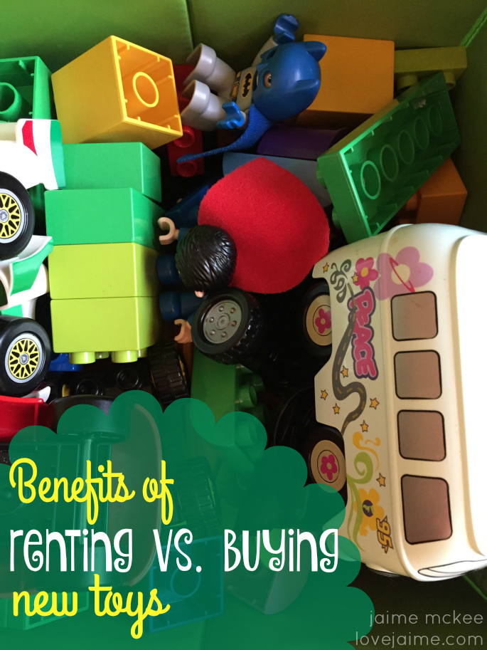 Benefits of Renting vs. Buying New Toys @MyPley