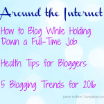 Where I've been…around the web. #SITSBlogging