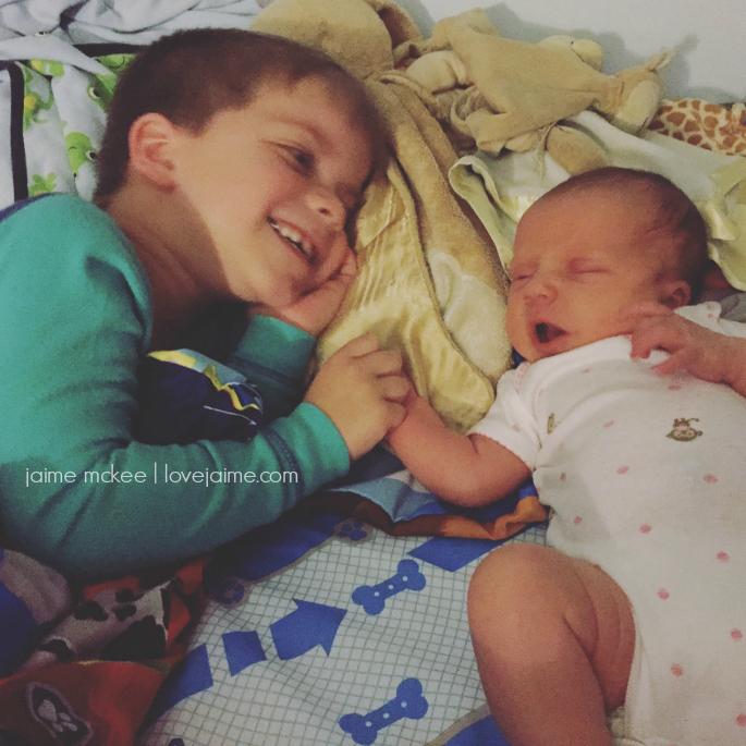 sibling-love
