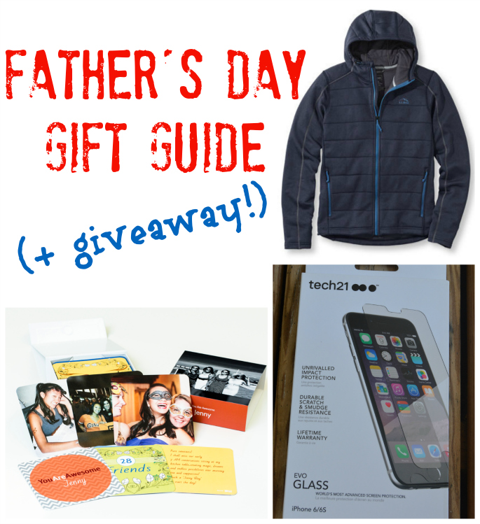 Father's Day Gift Guide (+ Giveaway!)