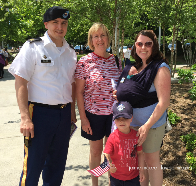 Mommy & Me Monday: Memorial Day & Friends #MommyAndMe