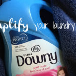 Simplify your laundry routine #ProtectClothesYouLove #ad