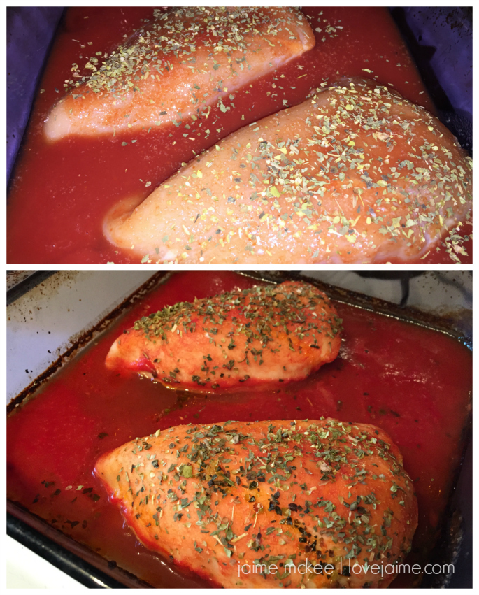tomato-juice-chicken-before-after