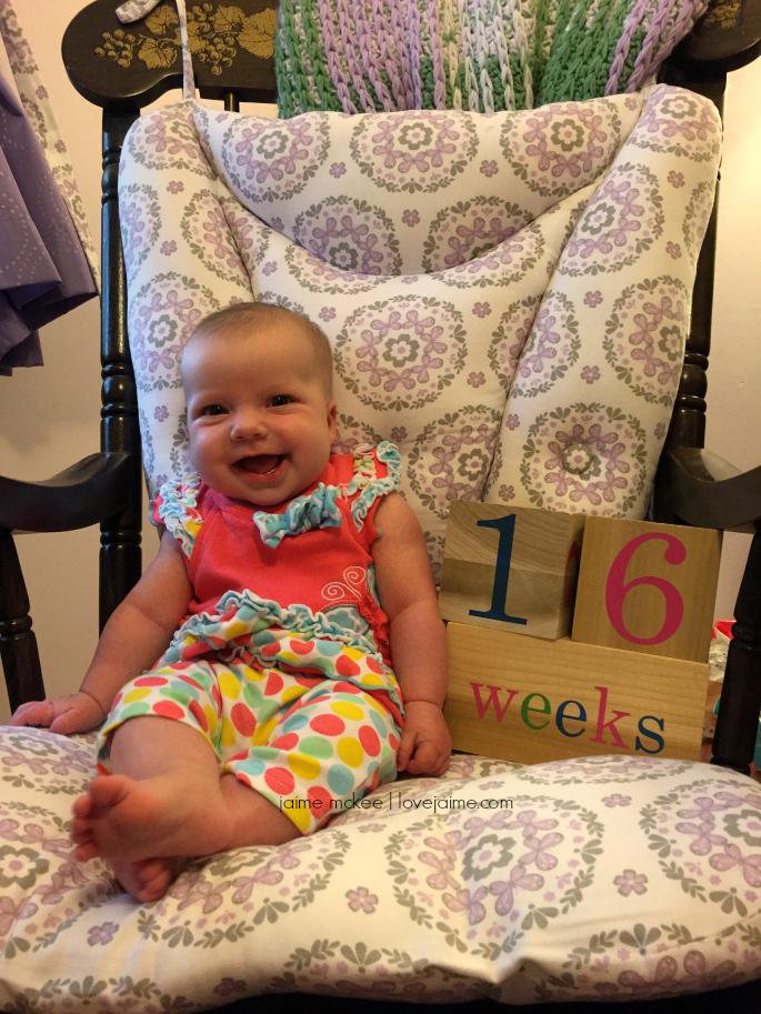 Baby update {16 weeks}