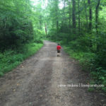 {almost} Wordless Wednesday: Short hike in Asheville NC