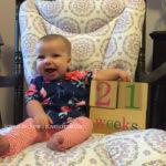 Baby update {21 weeks}