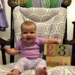 Baby update {23 weeks}