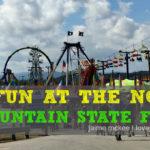 Fun at the NC Mountain State Fair