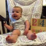 Baby update {24 weeks}