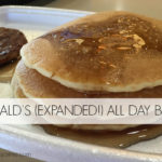 Try breakfast all day long with McDonald's expanded menu! @McDsGSA