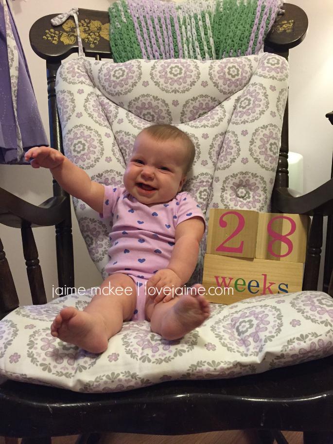 Baby update {28 weeks}