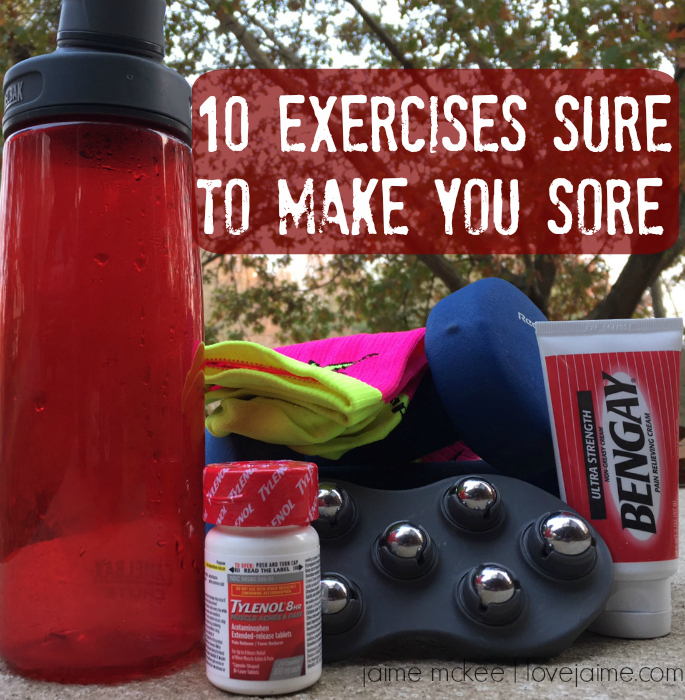 Stay fit and pain-free for the holiday season – 10 exercises to help! #WinOverWinter