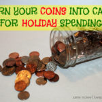 Turning coins into holiday gifts