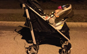 Traveling light(er) with the Graco Breaze™ Click Connect™ Stroller
