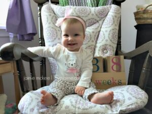 Baby update {38 weeks}