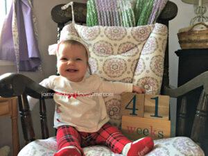 41 weeks {baby update}