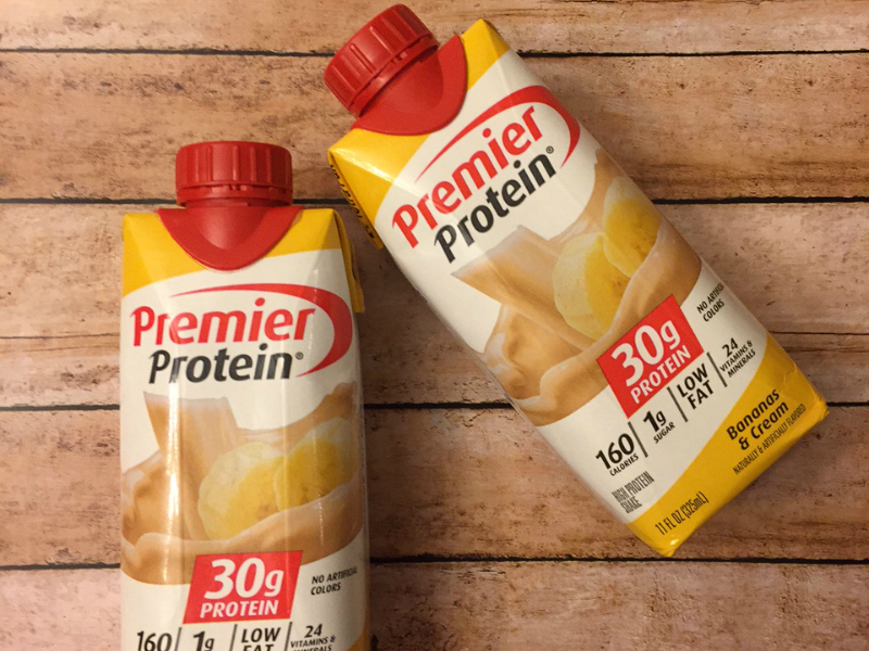 Keep Your Energy Up Throughout the Day with Premier Protein #PremierProtein #ad