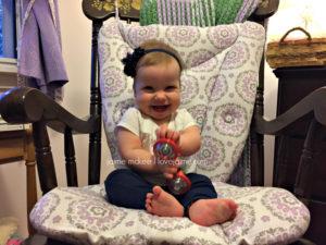 44 weeks {baby update}