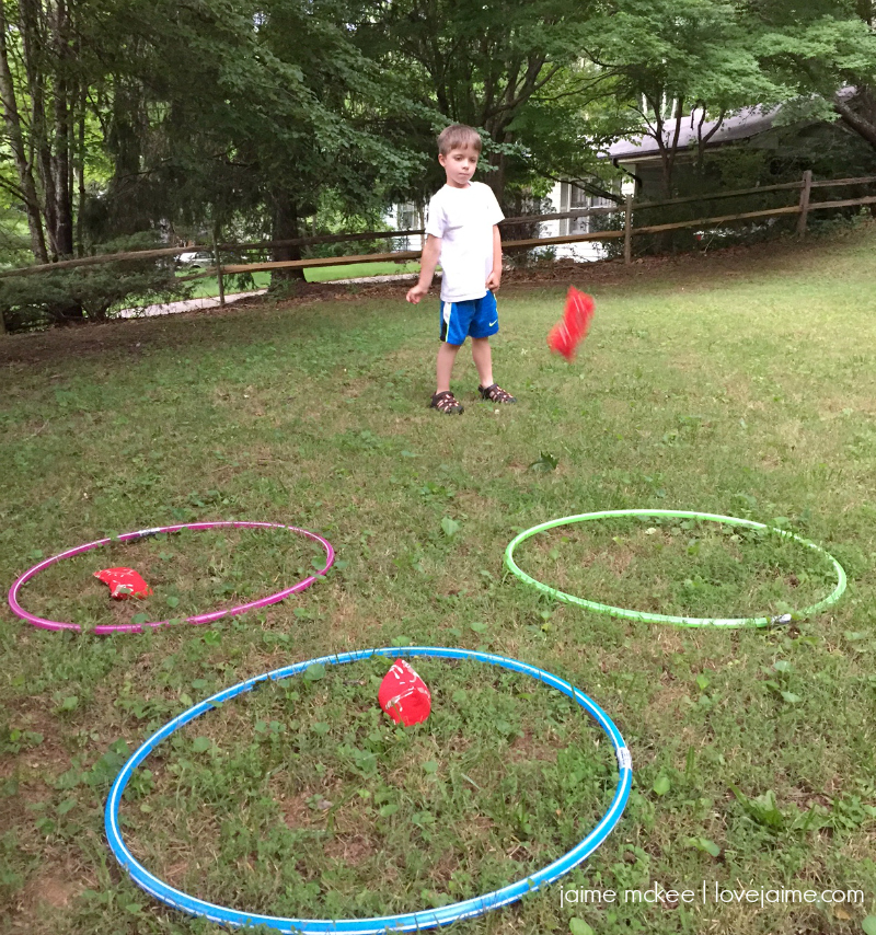 Diy Bean Bags And 5 Bean Bag Games To Play With Your