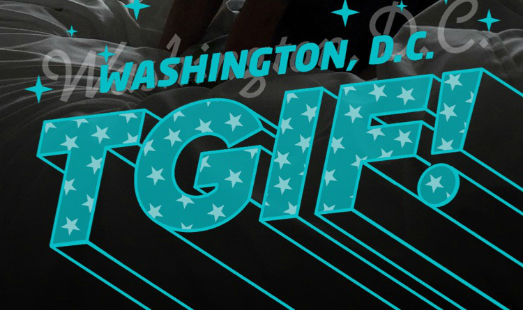 SOC: Planes, shuttles and automobiles – we're on the road in DC!