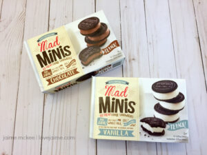 Three reasons you should try Mad Minis ice cream sandwiches