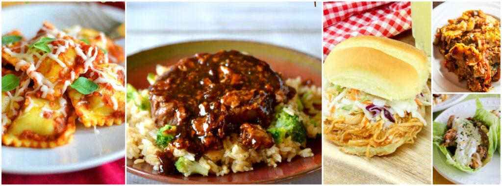 Crock-Pot Dinner Recipes Roundup
