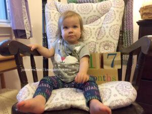 17 months {baby update}
