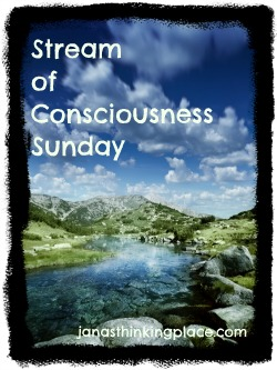 Stream of Consciousness Sunday: What I learned this week