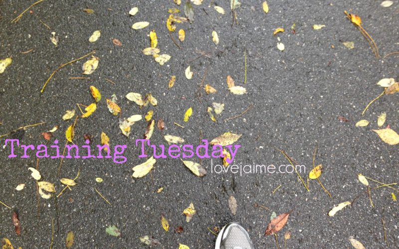 training Tuesday – Thomas Wolfe 8k race this weekend!