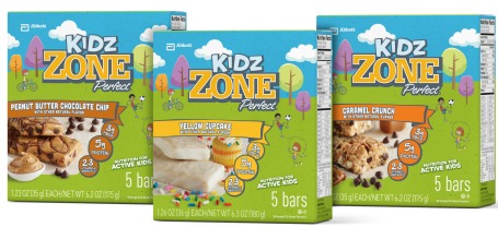 {Review + Giveaway} Kidz ZonePerfect bars