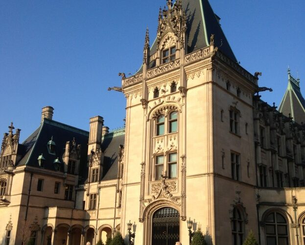 Christmas at Biltmore (and a giveaway!)