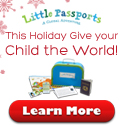 15% off Little Passports subscriptions (and win a trip to Belize!)