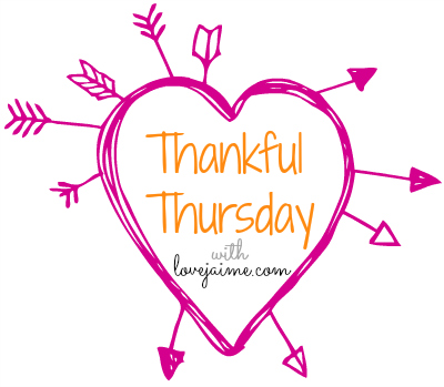 thankful Thursday (and making it a link-up)