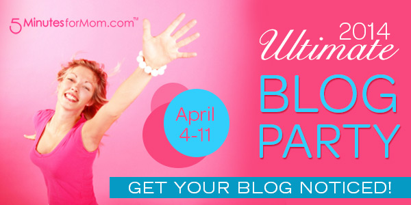 Ultimate Blog Party 2014 – introducing me #UBP14
