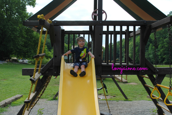 Jellystone Park in NC