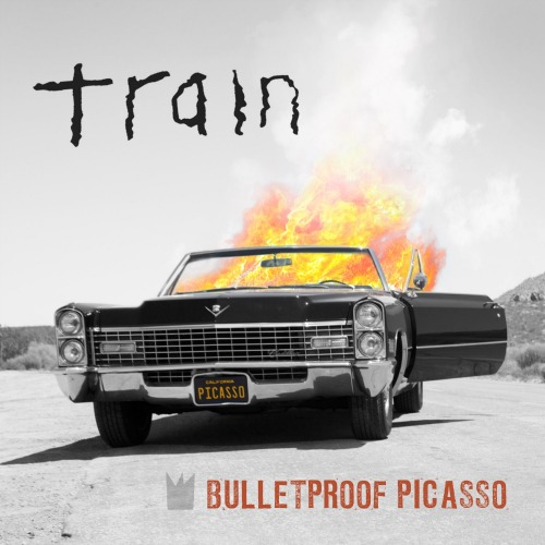 New music from Train! #BulletproofPicasso