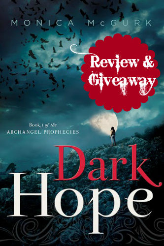 What I'm Reading Wednesday: Dark Hope: Book One of the Archangel Prophecies #DarkHopeBook #CleverGirls