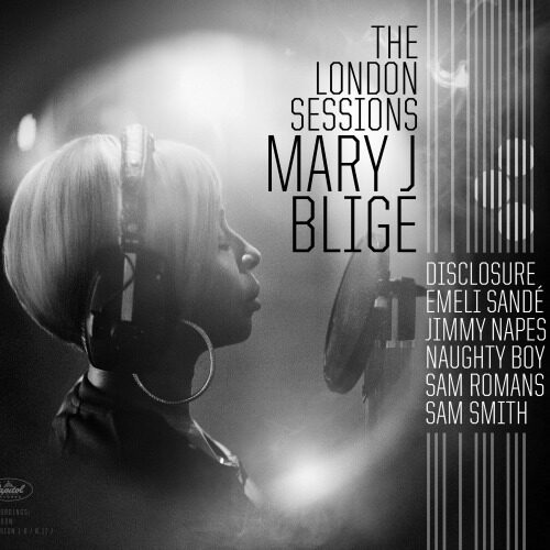 Go inside The London Sessions with Mary J Blige #TheLondonSessions #O2O