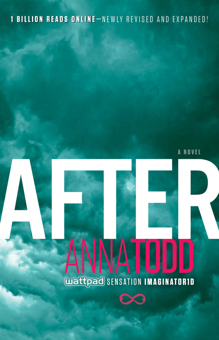 Introducing Wattpad, Anna Todd and After #AfterSaga #O2O