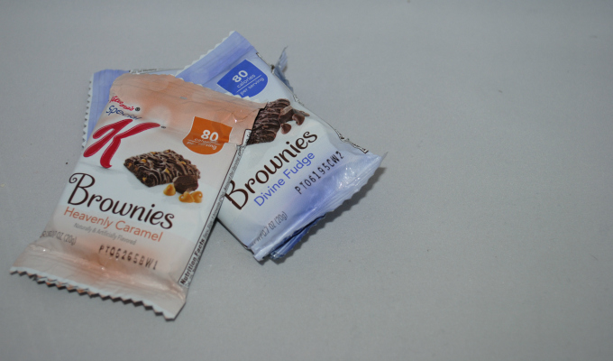 Indulge in snack time with Special K #SpecialKBrownies #spon