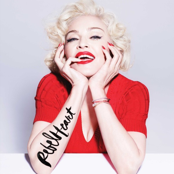 Madonna is back with a 'Rebel Heart' #O2O #RebelHeart