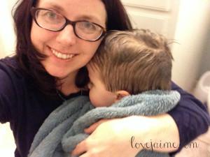 Mommy & Me Monday v. 9